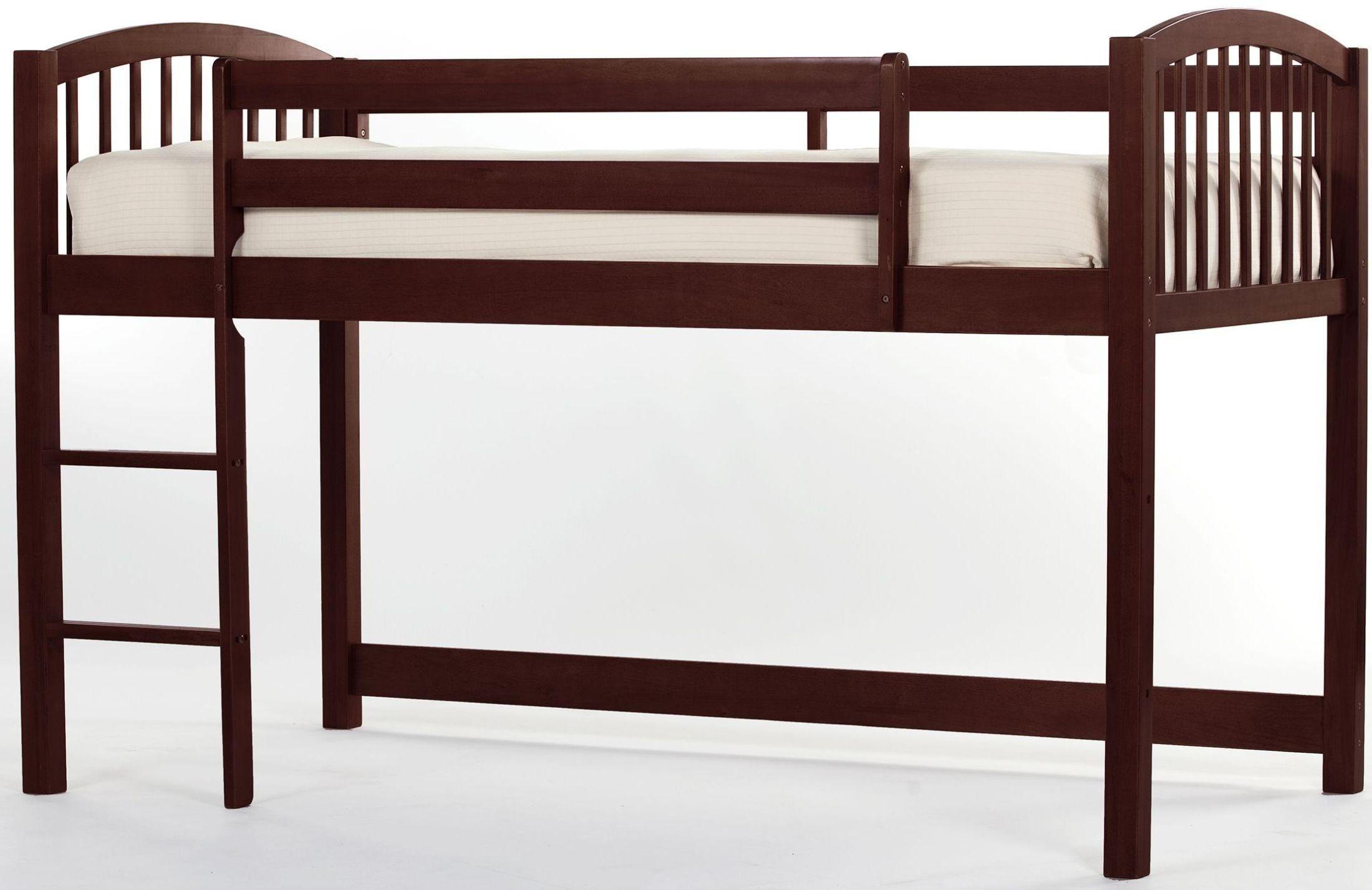 School House Cherry Twin Junior Loft Bed 4060N NE Kids