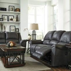 Reclining Sofa Brands Corner Group Niarobi Gray Living Room Set From Ashley ...