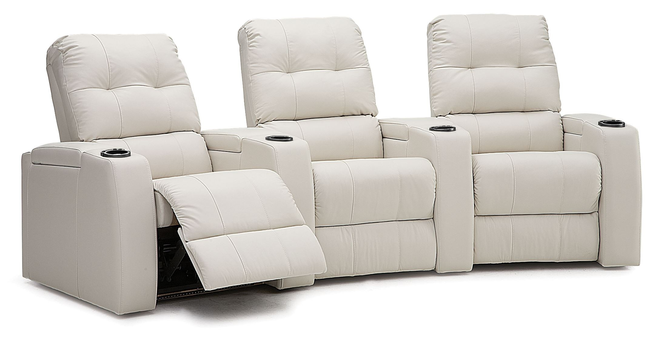 theater recliner chairs office chair joe rogan record bonded leather home theatre seating psr 41400