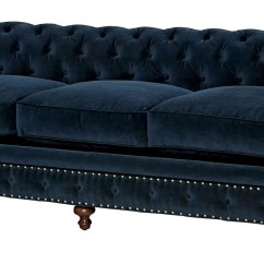 Royal Blue Velvet Sofa Remove Pen From Leather Berkeley Sumatra Universal Coleman