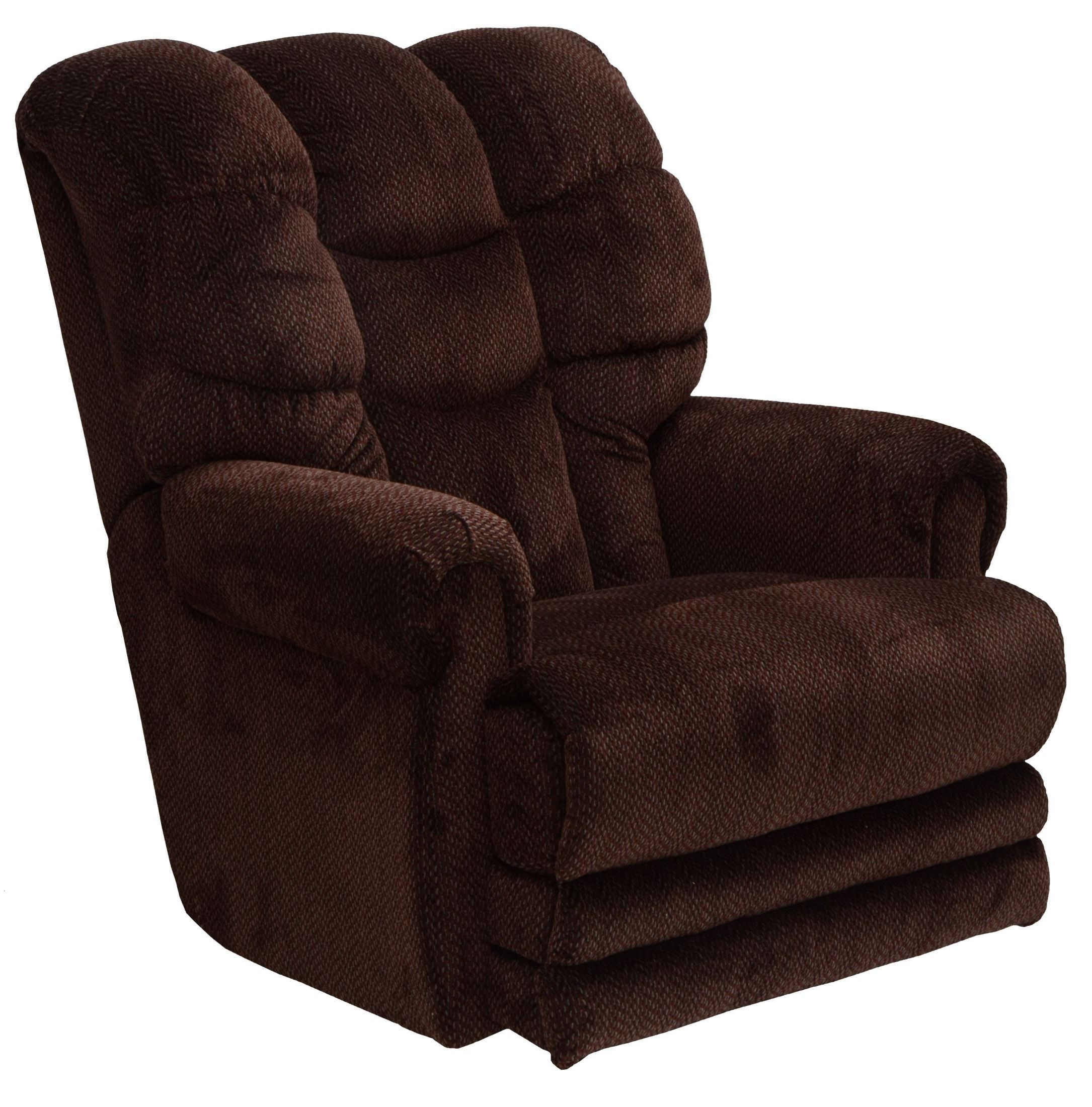 lay flat recliner chairs hammock chair stand lowes malone vino power from catnapper