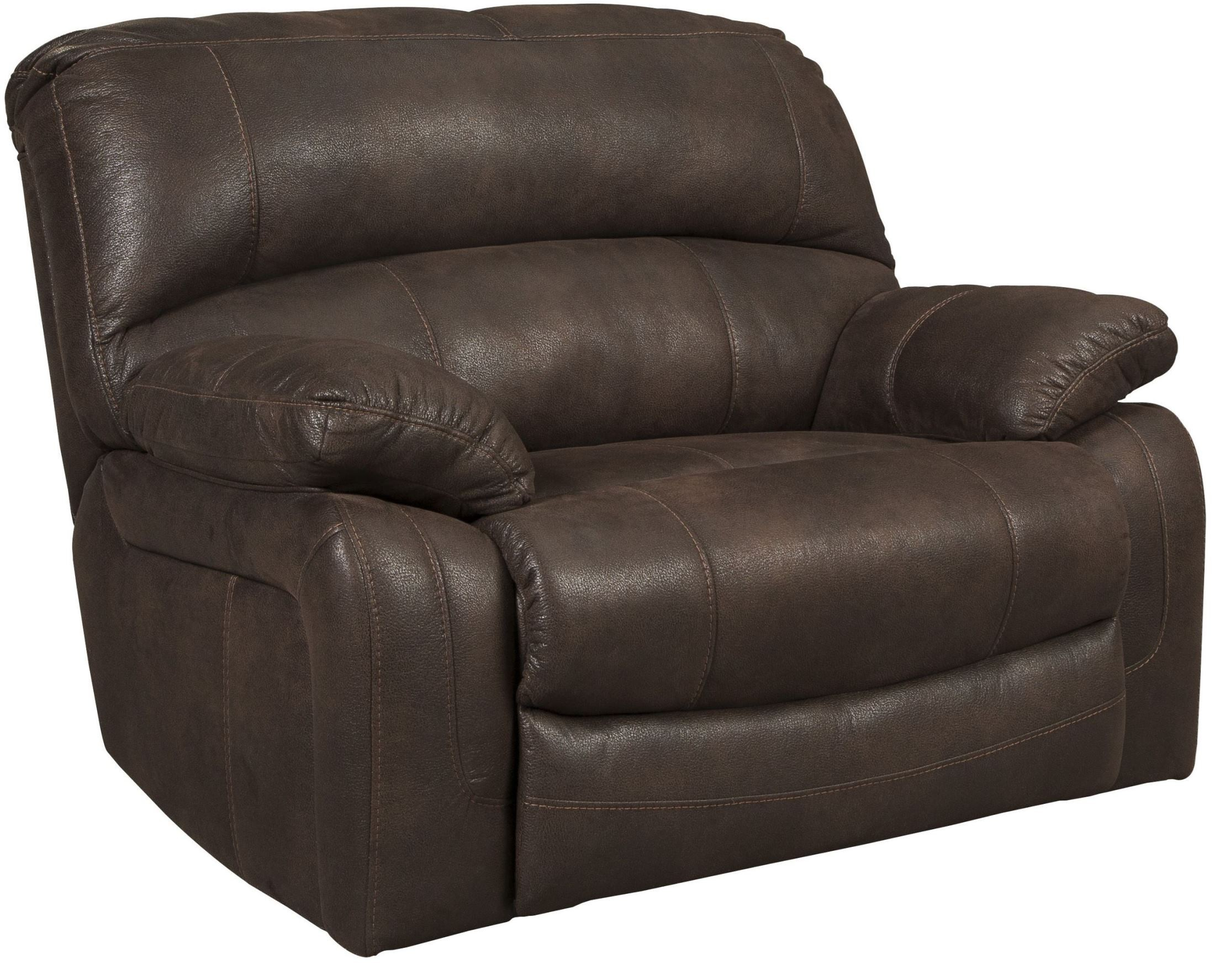 large seat depth sofas sabrina corner sofa zavier truffle wide power recliner from ashley
