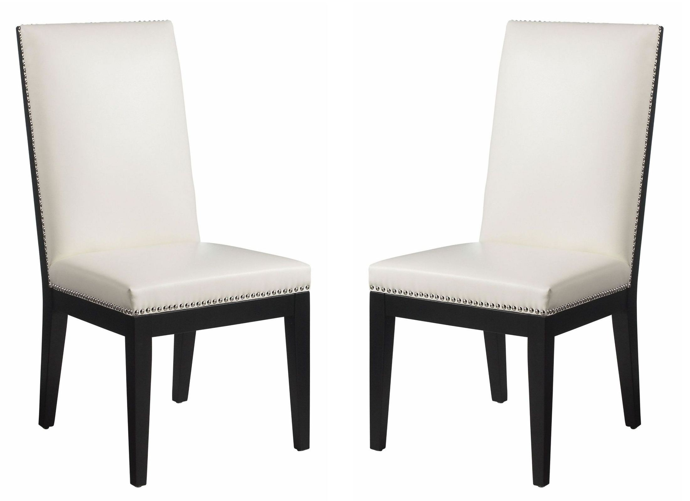 Ivory Dining Chairs St Tropez Ivory Dining Chair Set Of 2 From Sunpan 42996