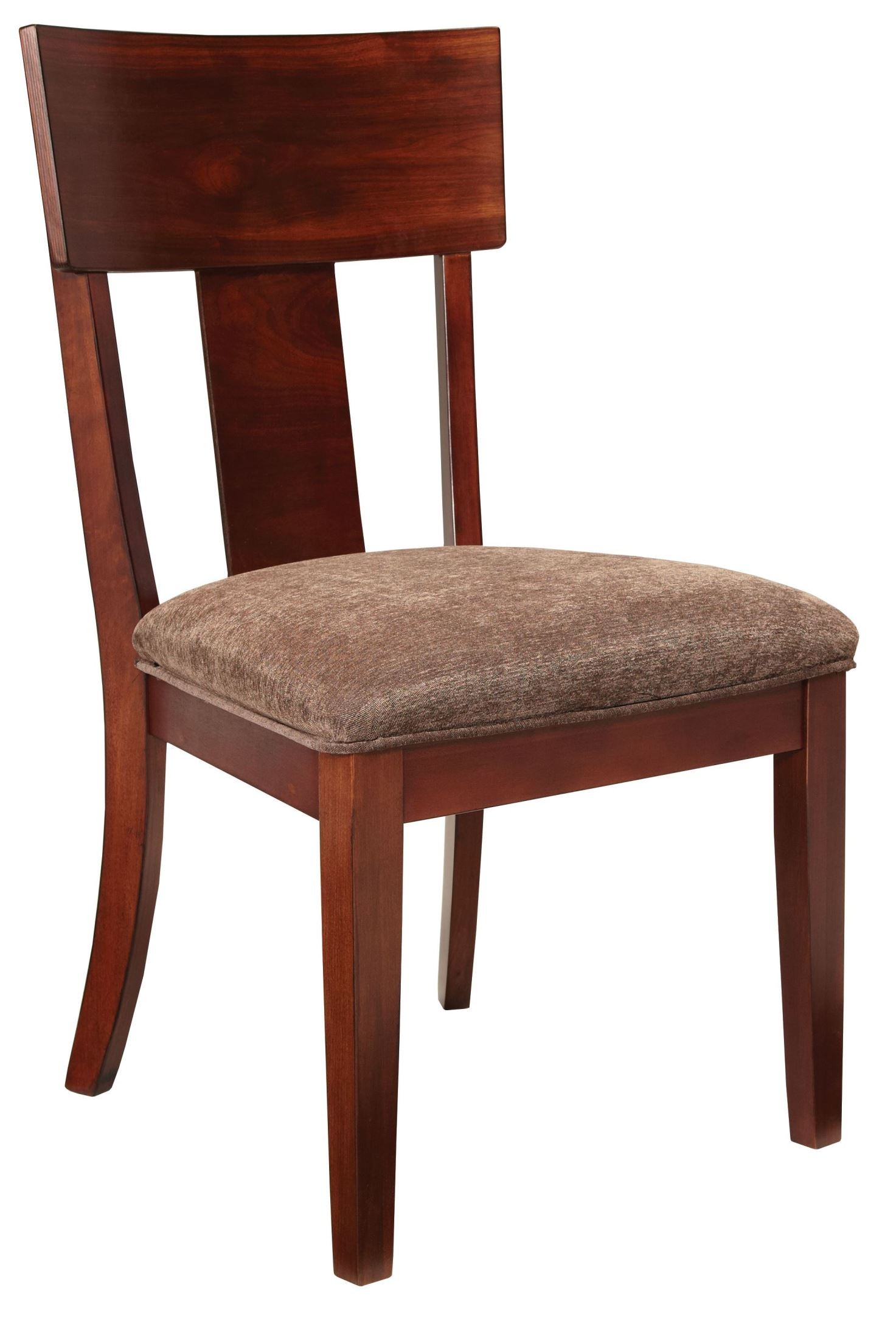 Studio Chairs Studio Brown Mahogany Side Chair Set Of 2 From Somerton