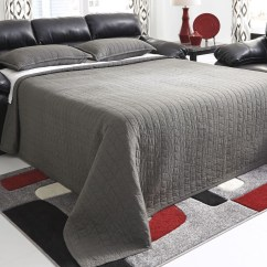 Ashley Furniture Durablend Sleeper Sofa Vine Rental Bastrop Midnight Full From