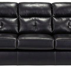 Ashley Furniture Durablend Sleeper Sofa Reading Chair Bastrop Midnight Full From