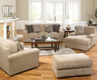 Prescott Putty and Marble Living Room Set from Jackson ...
