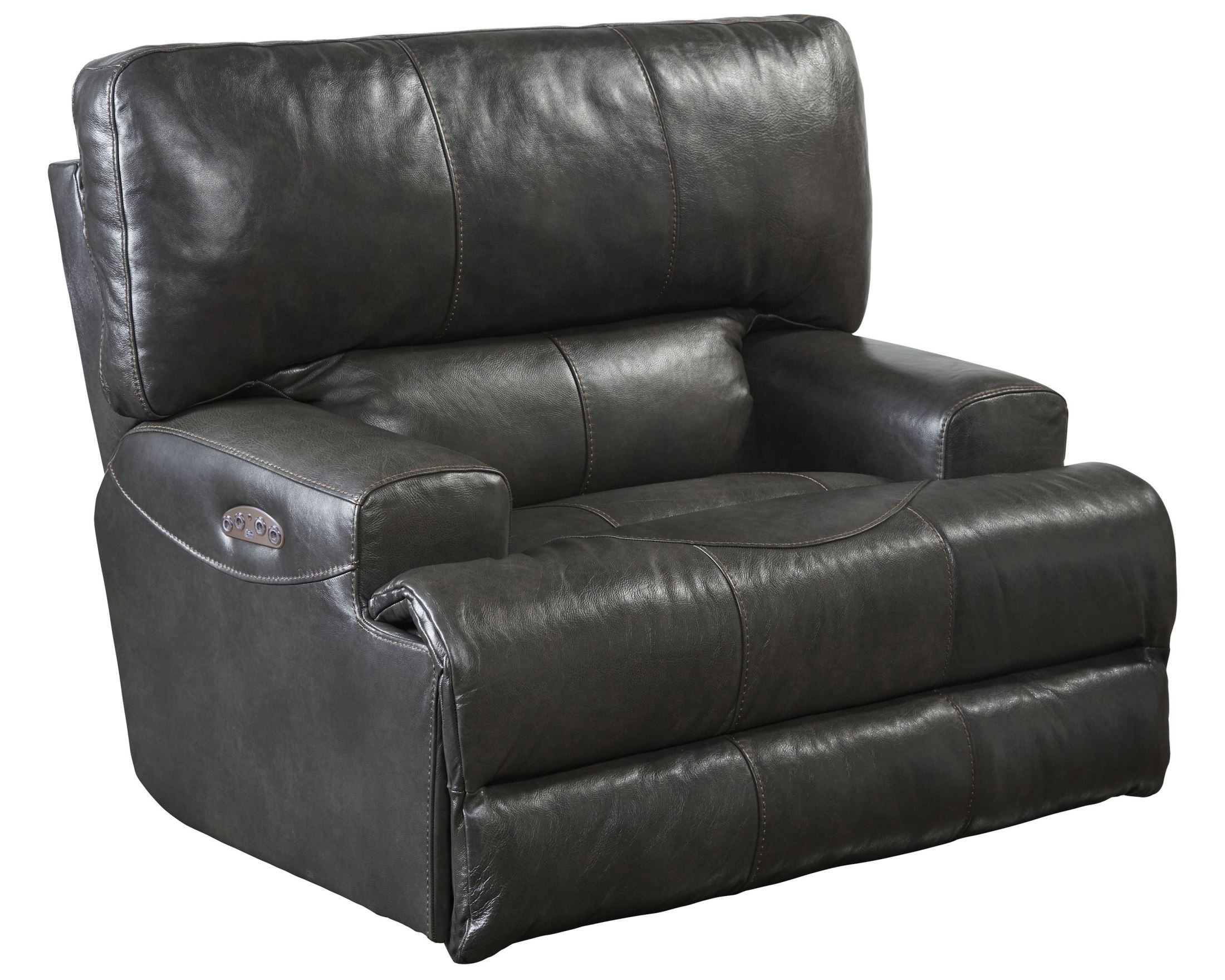 lay flat recliner chairs chair cover rental penang wembley steel power from catnapper