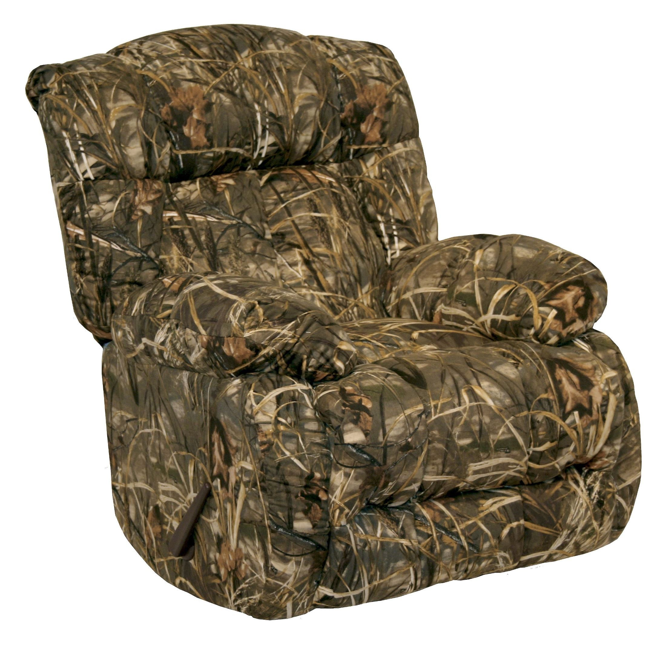 Realtree Chair Laredo Max 4 Camo Rocker Recliner From Catnapper