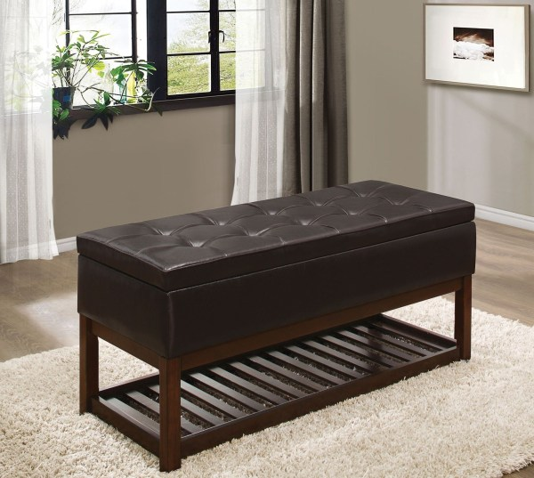 Lift Top Storage Bench