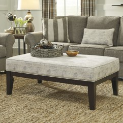 Grey Oversized Chair With Ottoman Cheap Lycra Covers For Sale Baveria Gray Accent From Ashley 4760008