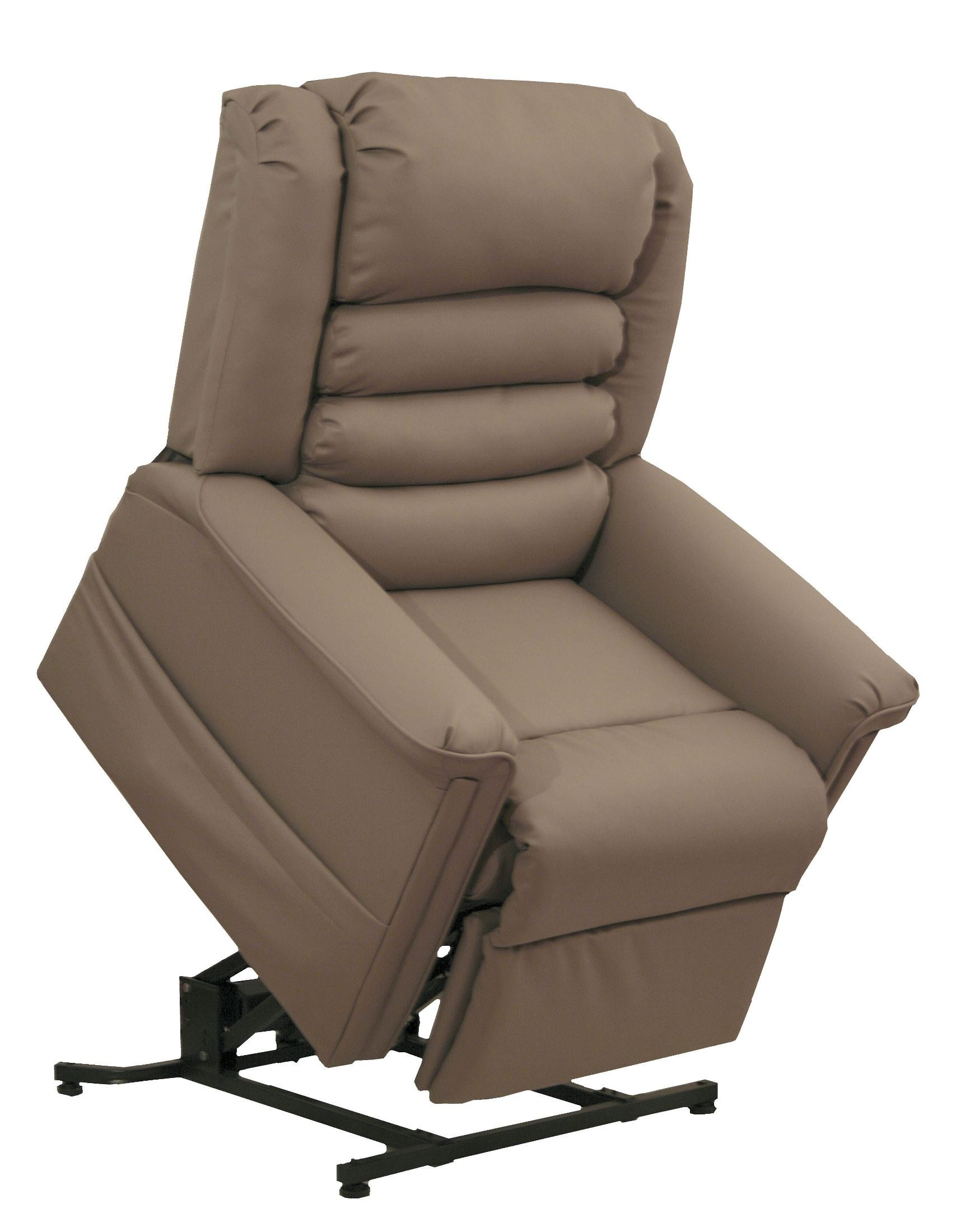 lift recliner chairs medicare twin hide a bed chair invincible cocoa power from catnapper