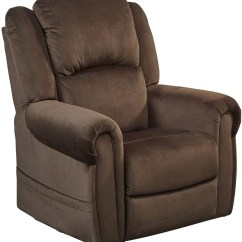 Lift Recliner Chairs For Sale Table And Chair Rentals Chicago Spencer Chocolate Power Lay Flat From