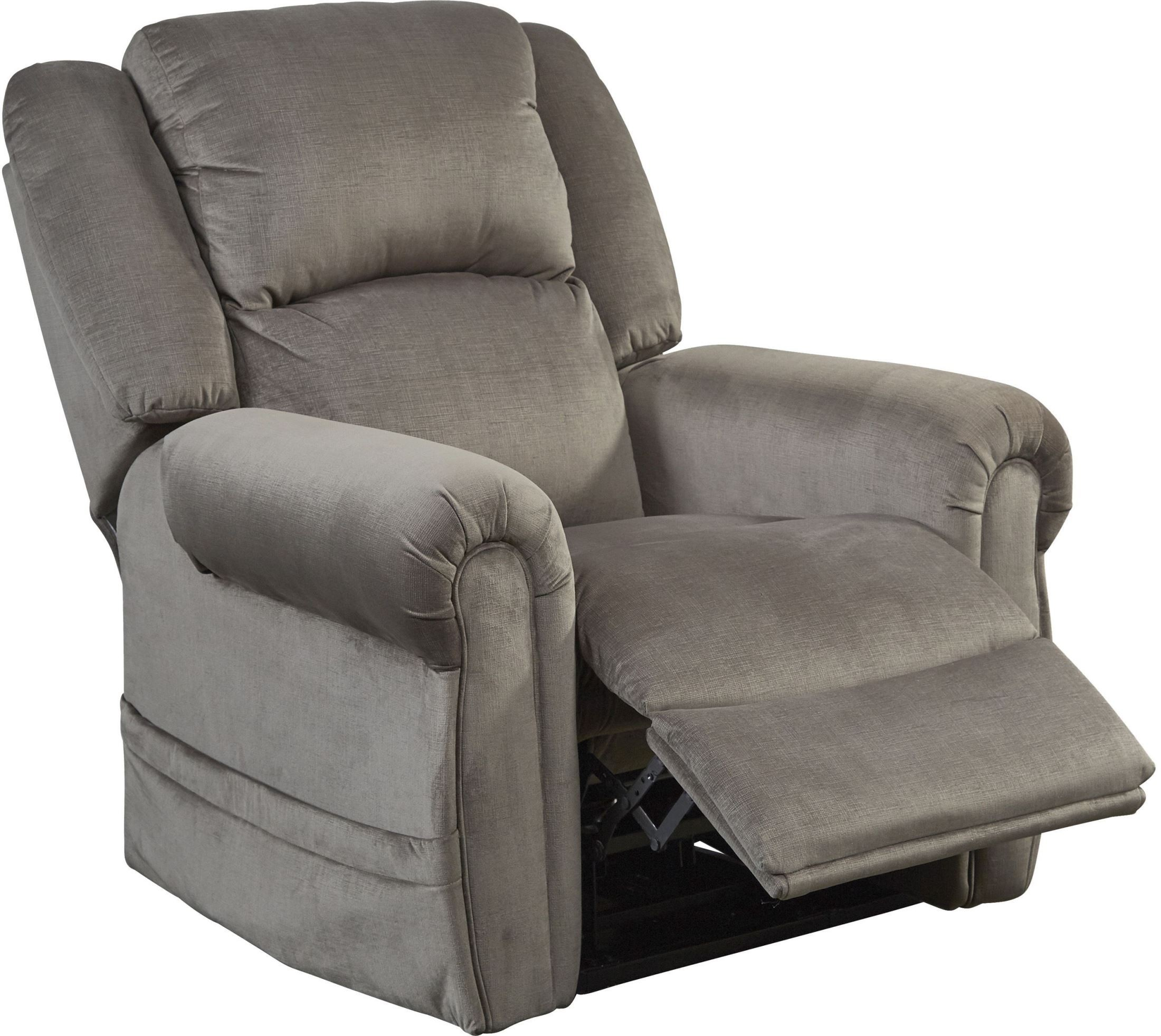 lay flat recliner chairs outdoor recliners spencer pewter power lift from catnapper