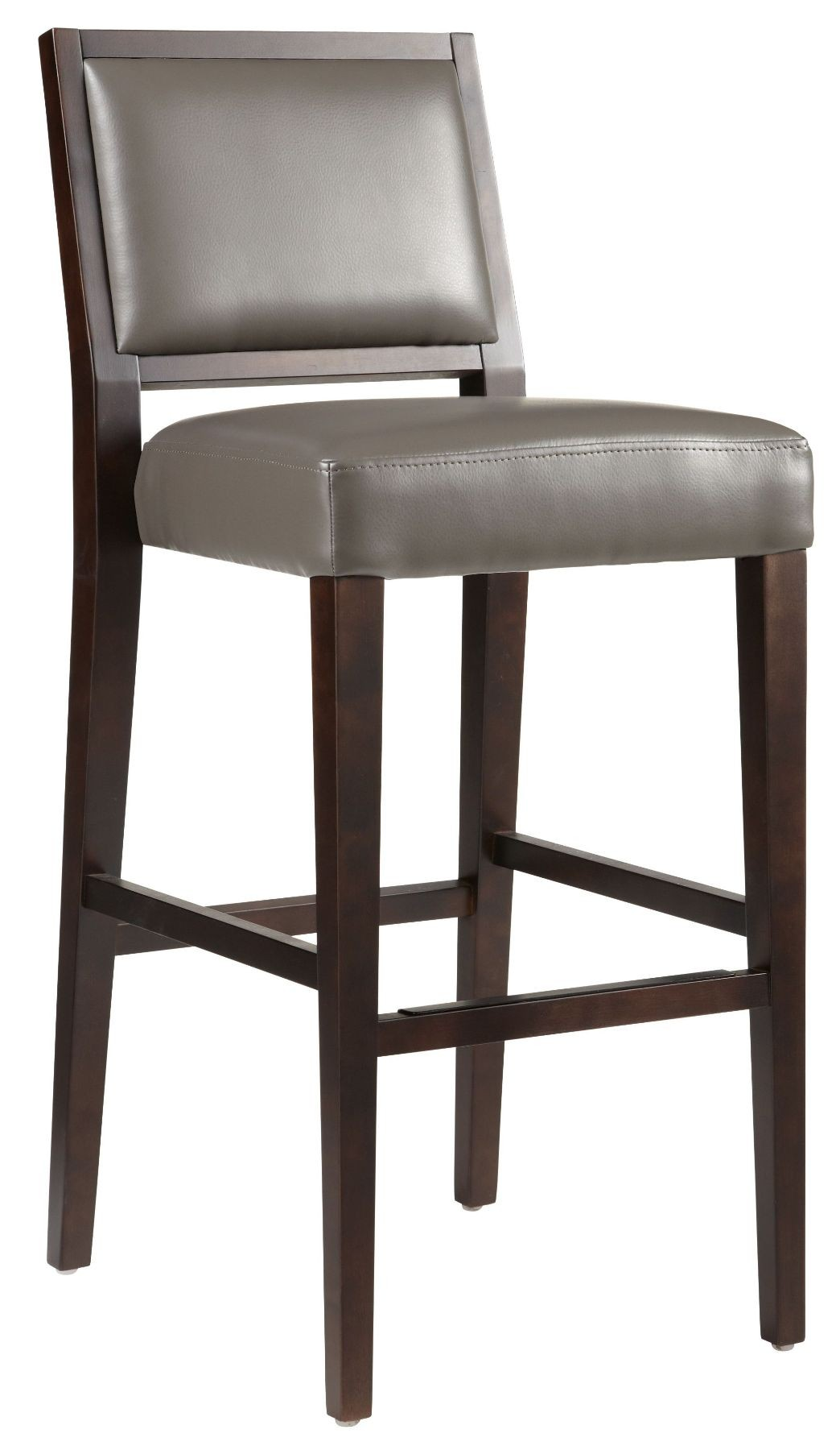 grey kitchen chairs fluffy stool chair ebay citizen barstool from sunpan 49058 coleman furniture