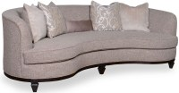 "Blair Fawn 101"" Kidney Sofa from ART (502501-5015AA ..."