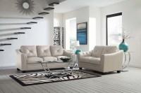Avison Cream Living Room Set, 505301, Coaster Furniture