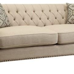 Oatmeal Sofa Where To Get Cushion Foam Trivellato From Coaster 505821 Coleman