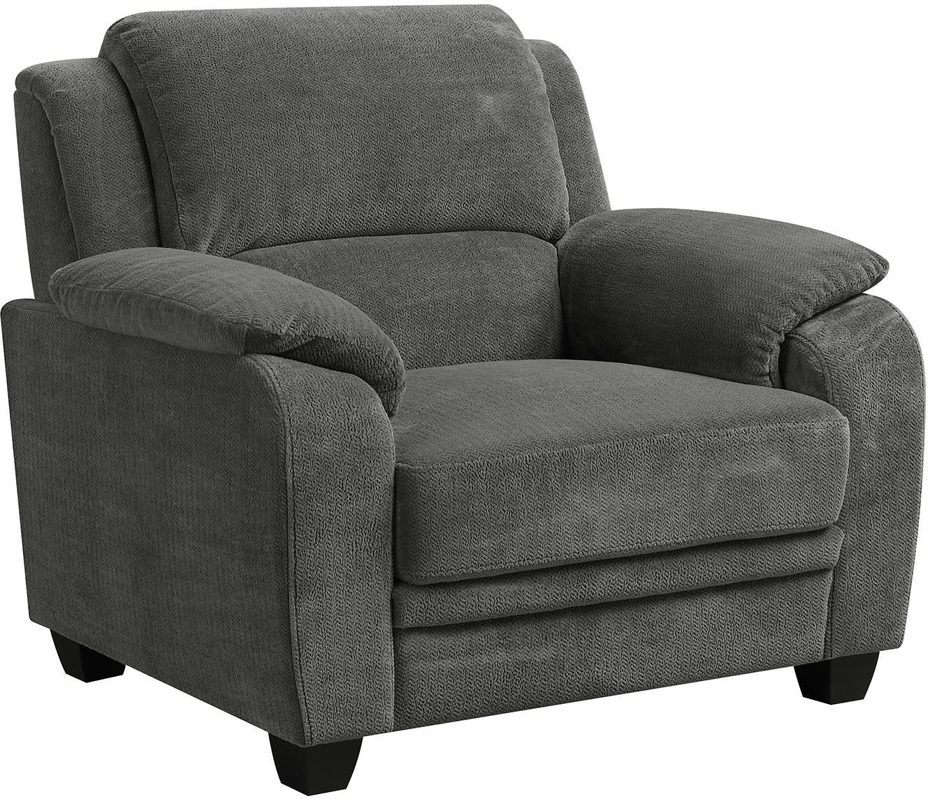 Northend Charcoal Chair 506243 Coaster Furniture