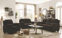 Northend Chocolate Living Room Set, 506244-45, Coaster ...