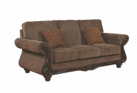 Phaedra Light Brown Sofa, 506411, Coaster Furniture