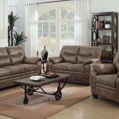 Coaster Bachman Sofa Reviews Large Leather Reclining Sectional Meagan Brown Living Room Set 506561 62 Furniture