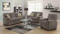 FairBairn Oatmeal Living Room Set, 506581-82, Coaster ...