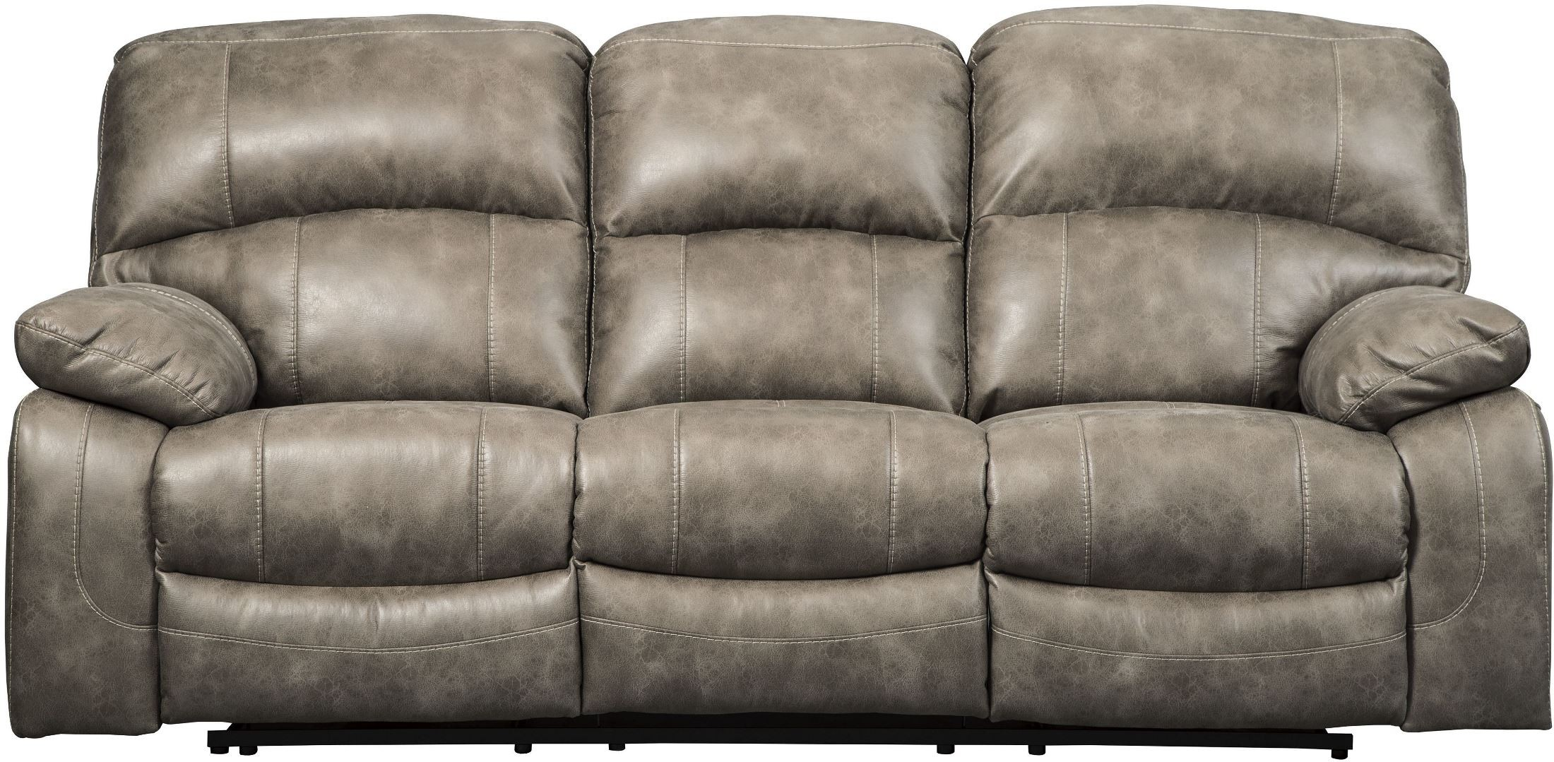 crescent power sofa recliner with headrest cushion ideas for light brown dunwell driftwood reclining adjustable