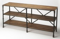 Industrial Chic Auvergne Industrial Chic Display Console ...