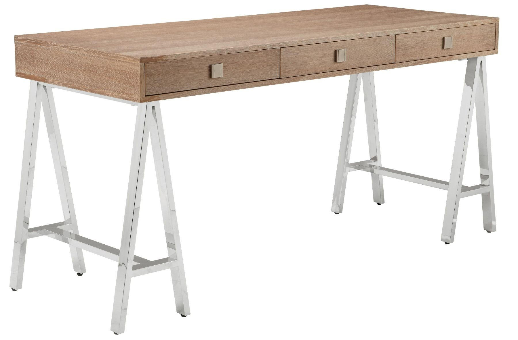 Embassy Driftwood Desk from Sunpan 53577 Coleman Furniture