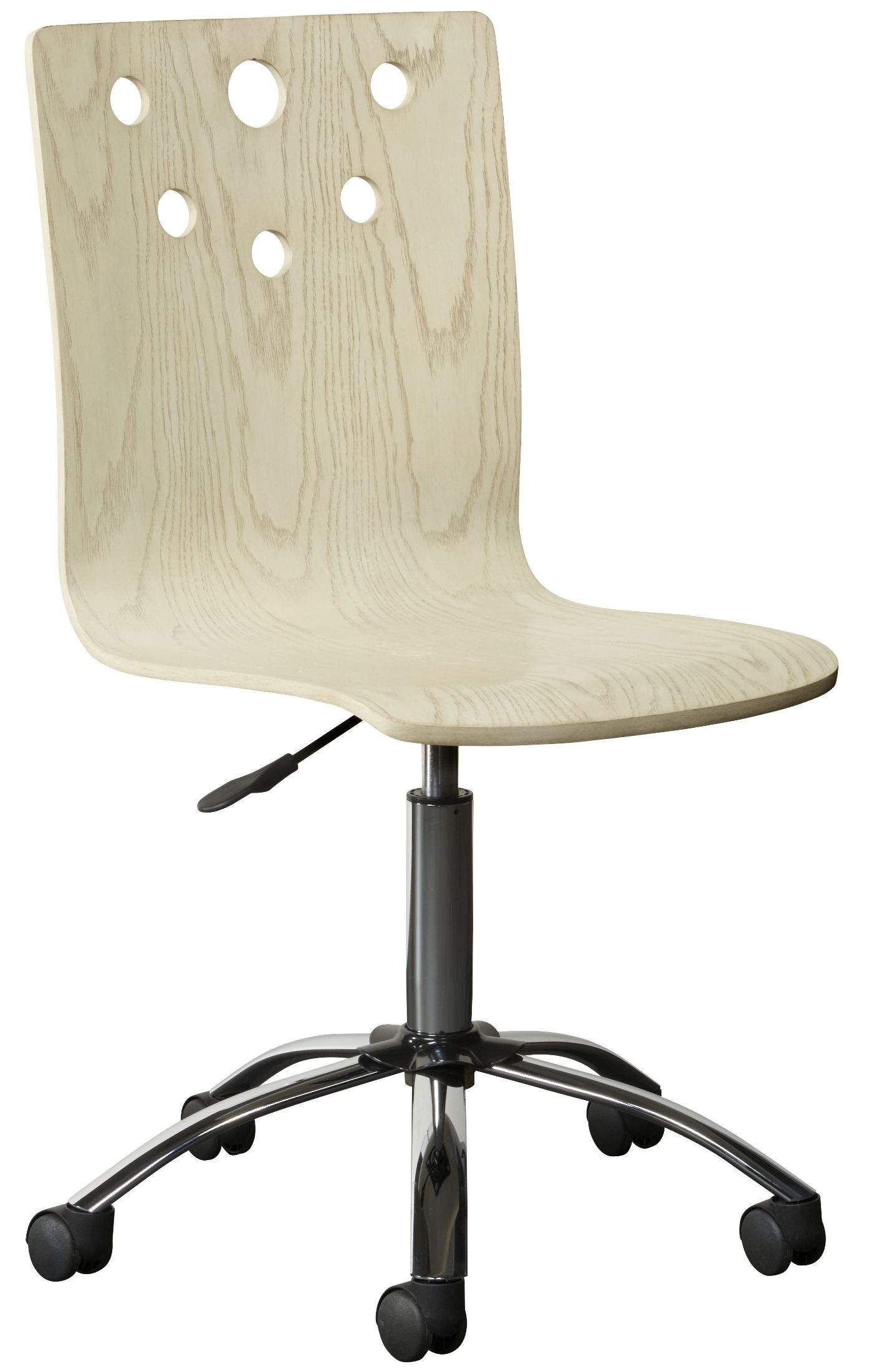 Driftwood Park Vanilla Oak Desk Chair from Stone and Leigh