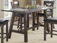 Seaford Black Counter Height Dining Table from Homelegance ...