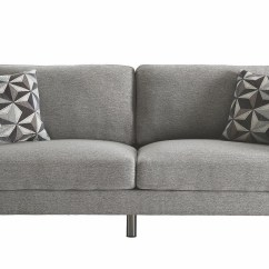 Coaster Bachman Sofa Reviews How To Dry Clean Sofas At Home Stellan Grey From Coleman Furniture