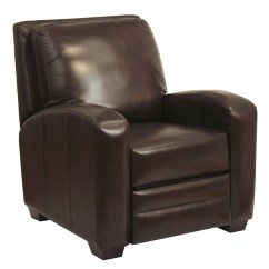 Kohls Chair Covers Heywood Wakefield Chairs Avanti Chocolate Leather Recliner From Catnapper