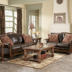 Antique Living Room Chair Styles Dining Covers Gray Barcelona Set From Ashley 55300