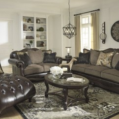Vintage Living Room Sets Furniture Layout Plan Winnsboro Durablend Set From Ashley Coleman 2296303 1680601