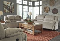 Toletta Granite Reclining Living Room Set from Ashley ...