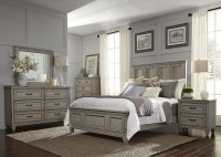 Grayton Grove Driftwood Panel Bedroom Set from Liberty ...