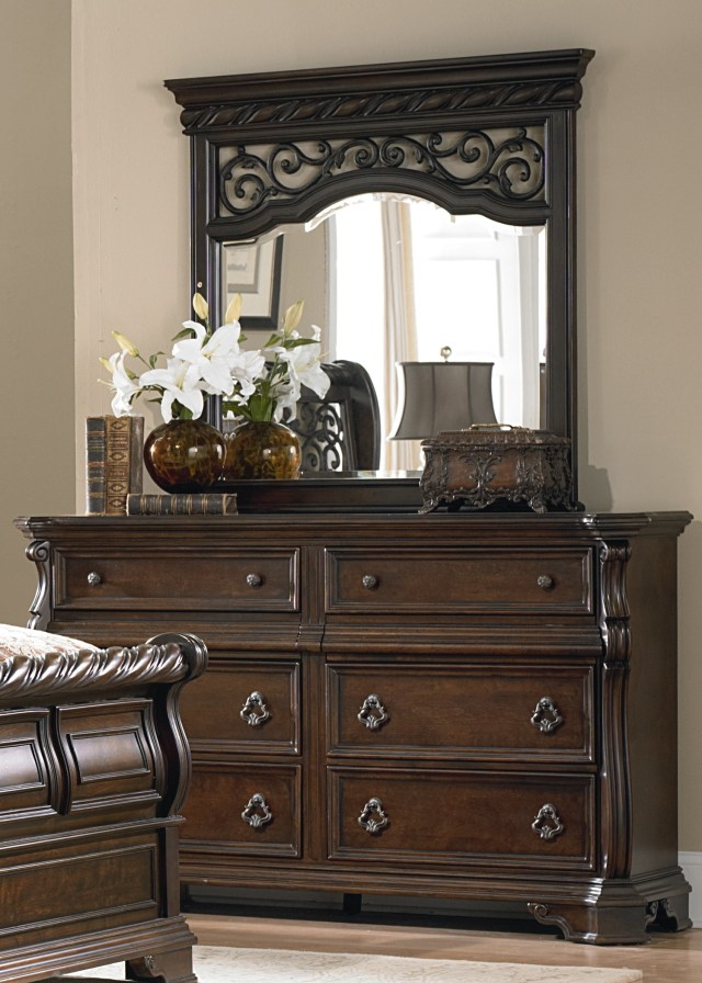 Arbor Place Sleigh Bedroom Set from Liberty 575 BR QSL