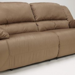 Ashley Furniture Morandi Mocha Sofa Alan White Sofas Hogan 2 Seat Reclining From 5780281