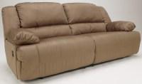 Hogan Mocha 2 Seat Reclining Sofa from Ashley (5780281 ...