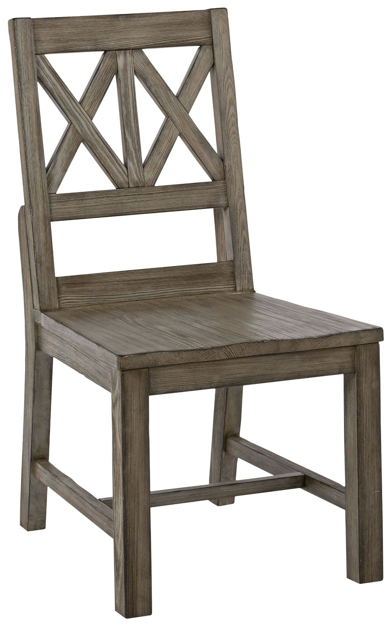 Driftwood Chair Foundry Driftwood Side Chair From Kincaid 59 061
