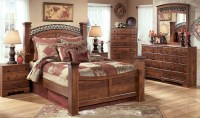 Timberline Bedroom Set from Ashley (B258)   Coleman Furniture