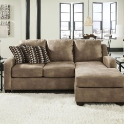 Ashley Cohes Sofa Chaise Mckinley Leather Power Motion Alturo Dune From 6000318 Coleman