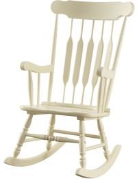 Yellow Rocker Chair, 601498, Coaster Furniture