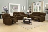 Weissman Brown Power Reclining Living Room Set, 601924P ...