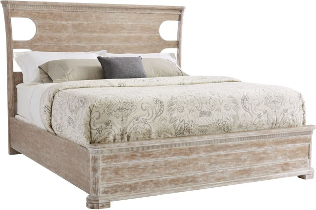 Juniper Dell English Clay Panel Bedroom Set from Stanley
