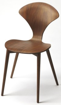 Metropolitan Mid-Century Modern Side Chair, 6178140, Butler