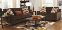 Verbena Chocolate Living Room Set, 6220038, Ashley