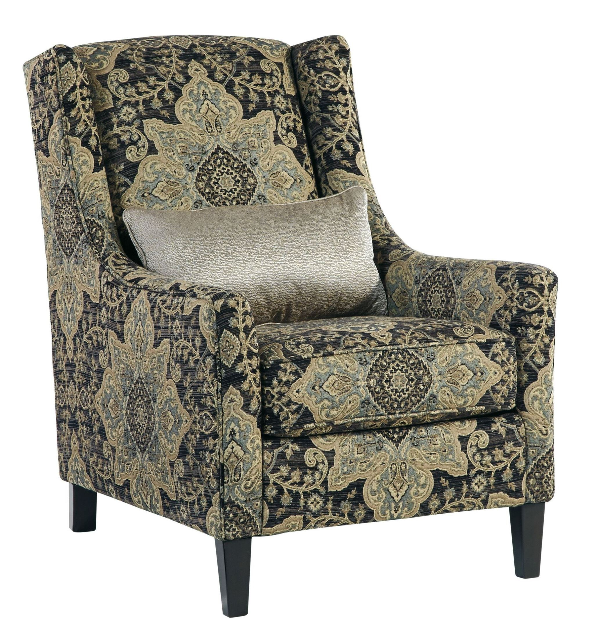 Hartigan Onyx Accent Chair from Ashley 6250121  Coleman